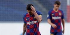 'Messi kondigt spoedig aan dat zijn vertrek bij Barça vaststaat'