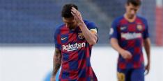 Messi: 'City doet een voorstel', 250 miljoen is terug te halen