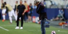 'Maandag bijltjesdag in Camp Nou; club last crisisoverleg in'
