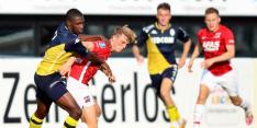 Wederom niet-scorend AZ verliest ook van Monaco: 0-2