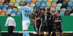 Primeur: geen Spaanse, Engelse of Italiaanse club in halve finale
