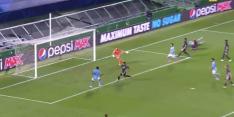 Video: ongelofelijke misser Sterling leidt nederlaag City in