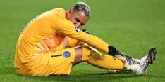 Paris Saint-Germain bevestigt: Navas mist halve finale