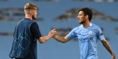 "David Silva wekt woede in Rome: ""Geen respect"""