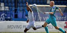 Officieus debuut Beugelsdijk voor Sparta eindigt in gelijkspel