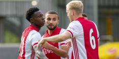 Ajax langs Wolfsberger, maar zette goede start niet door