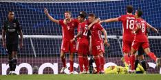 Bayern München dendert door en gaat via Lyon naar finale