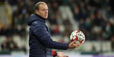 Eerste trainer in België al na twee wedstrijden ontslagen