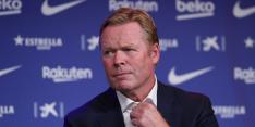 """Koeman over Barça: """"Geen favoriet CL-eindzege"""""""