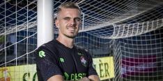Willem II neemt doelman Brondeel over van FC Twente
