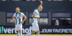 Robben in selectie Groningen voor laatste oefenwedstrijd