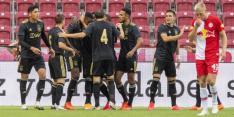 Ajax noteert ook tegen Salzburg grote overwinning