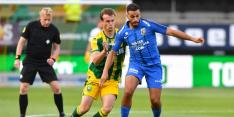 Poeier Tannane helpt Vitesse aan remise tegen Düsseldorf