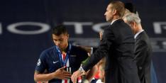 Verloren CL-finale laatste duel van Thiago Silva bij PSG