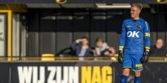 Keeperstalent Verbruggen verruilt NAC voor Anderlecht