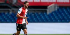 Feyenoorder Senesi debuteert in Argentijnse voorselectie