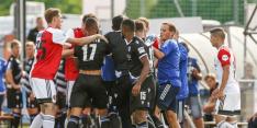 Feyenoord zet goede reeks niet door tegen Arminia Bielefeld