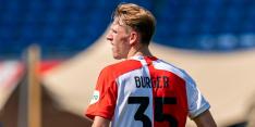 'Burger vertrekt bij Feyenoord en laat Sparta in de steek'