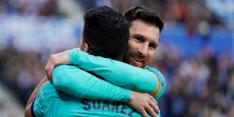 """Suárez treurt om situatie Messi: """"Het doet me pijn"""""""