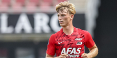 Gudmundsson wederom in de spits bij AZ in duel tegen Rijeka