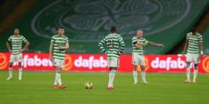 Celtic al uit Champions League, Dinamo Zagreb ontsnapt