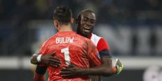 Feyenoord geïrriteerd: KNVB dreigt met schorsing voor duo