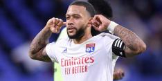 """Memphis: """"Zeer trots om speler en aanvoerder van Lyon te zijn"""""""