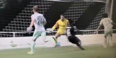 Video: Chong maakt tegen FC Groningen eerste goal voor Werder