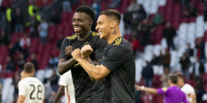 Ajax bindt zonder Donny van de Beek ook Eintracht aan zegekar