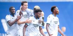 Club Brugge voorkomt crisis, Dessers mist strafschop
