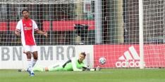 Piepjong Jong Ajax kansloos onderuit tegen Roda JC