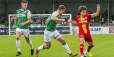 Go Ahead stelt zwaar teleur met pover optreden bij Dordrecht