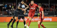 Almere City wil naar Eredivisie, maar begint slecht