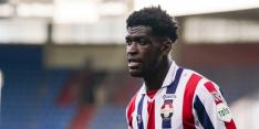 Wriedt staat voor langverwacht debuut voor Willem II