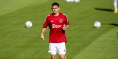 Ajax neemt na één seizoen alweer afscheid van miskoop Marin