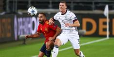 Gosens houdt gemengde gevoelens over aan Duitsland-debuut
