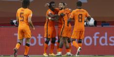 Nederland wint ook zonder Koeman en verslaat Polen simpel: 1-0
