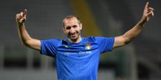 """Chiellini: """"De Ligt kan de beste verdediger van de wereld worden"""""""