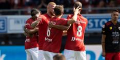 Almere City overwint bizarre doelpuntenregen bij Excelsior