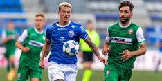 Den Bosch pakt tegen Dordrecht eerste punten van het seizoen