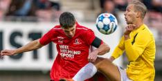 Helmond Sport vermaakt de fans, maar NAC pakt de zege