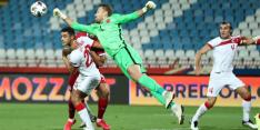 Kökcü speelt bij debuut voor Turkije gelijk tegen Tadic