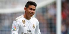 Officieel: Brands haalt James Rodriguez naar Everton