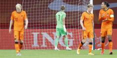 Pover Oranje verliest met minimale cijfers van sterke Italianen