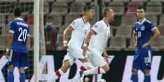 Polen wint in poule van Oranje, uitmuntende Haaland