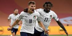 """De Boer verrast Italianen: """"We hadden dit niet verwacht"""""""