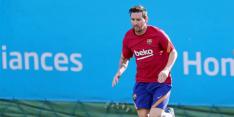 Messi in 2020 best verdienende voetballer ter wereld