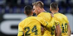 Glazen Bol deel II: Fortuna verrast, Utrecht wint beker
