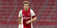 'Eiting gaat Ajax op huurbasis verruilen voor Huddersfield'