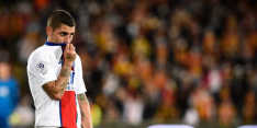 Verratti en Florenzi keren terug in selectie Paris Saint-Germain